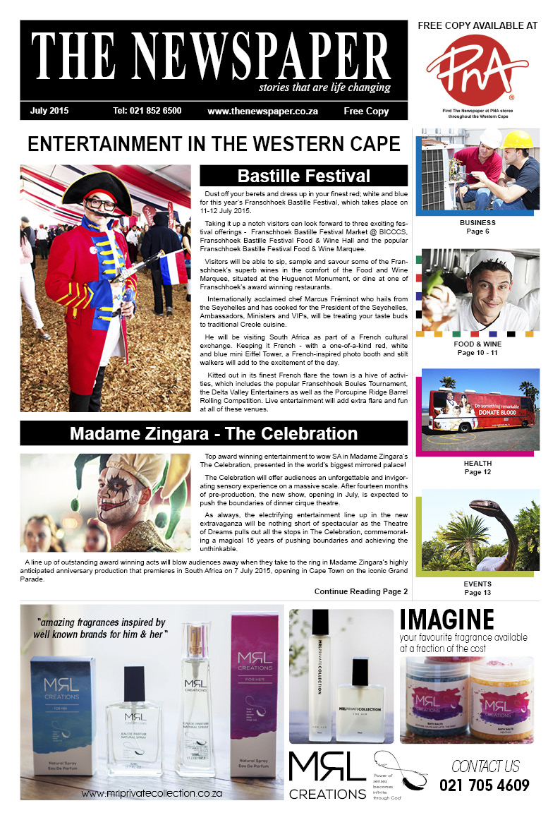 The Newspaper - 19th Edition