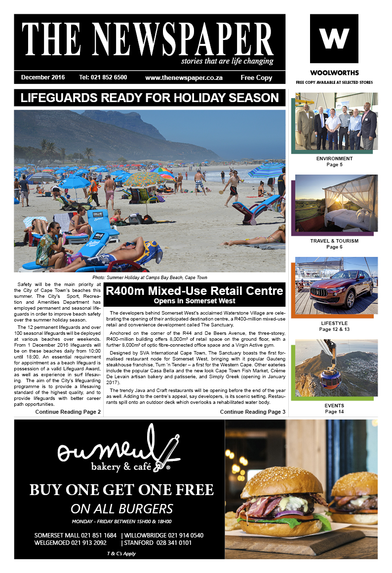 The Newspaper - 36th Edition