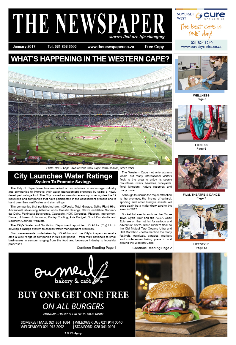 The Newspaper - 37th Edition