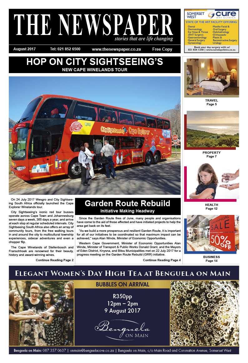 The Newspaper - 44th Edition