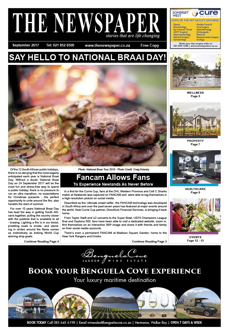 The Newspaper - 45th Edition