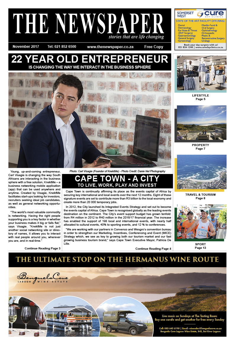The Newspaper - 47th Edition