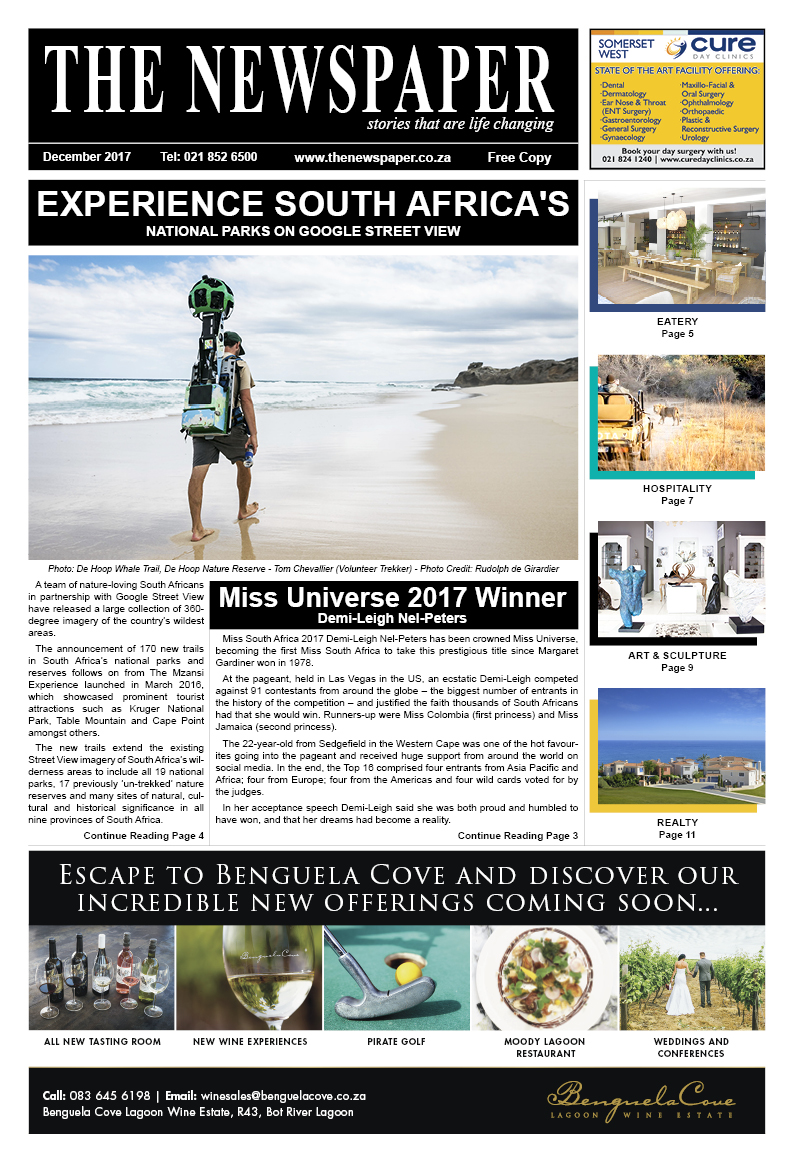 The Newspaper - 48th Edition