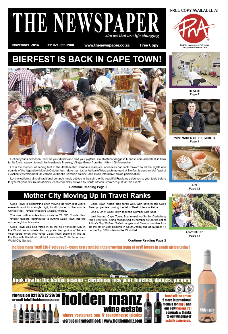 The Newspaper - 11th Edition