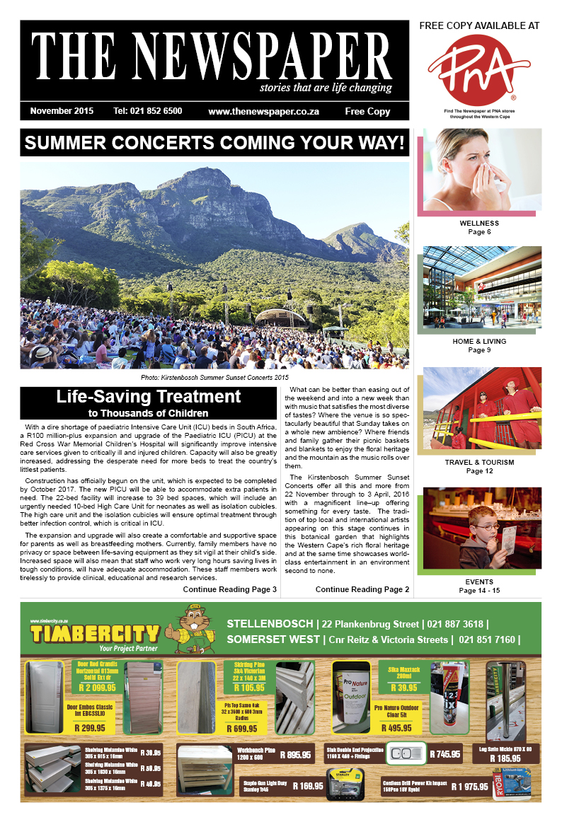 The Newspaper - 23rd Edition