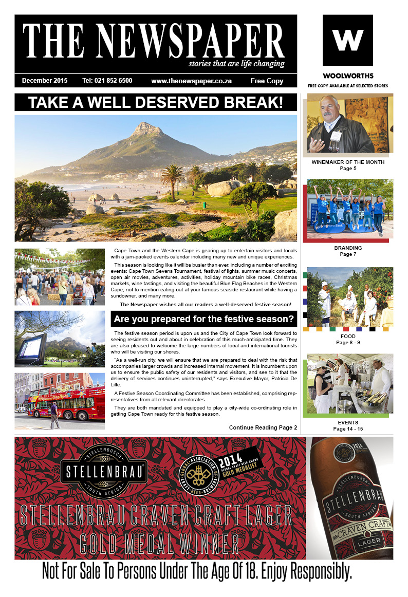 The Newspaper - 24th Edition