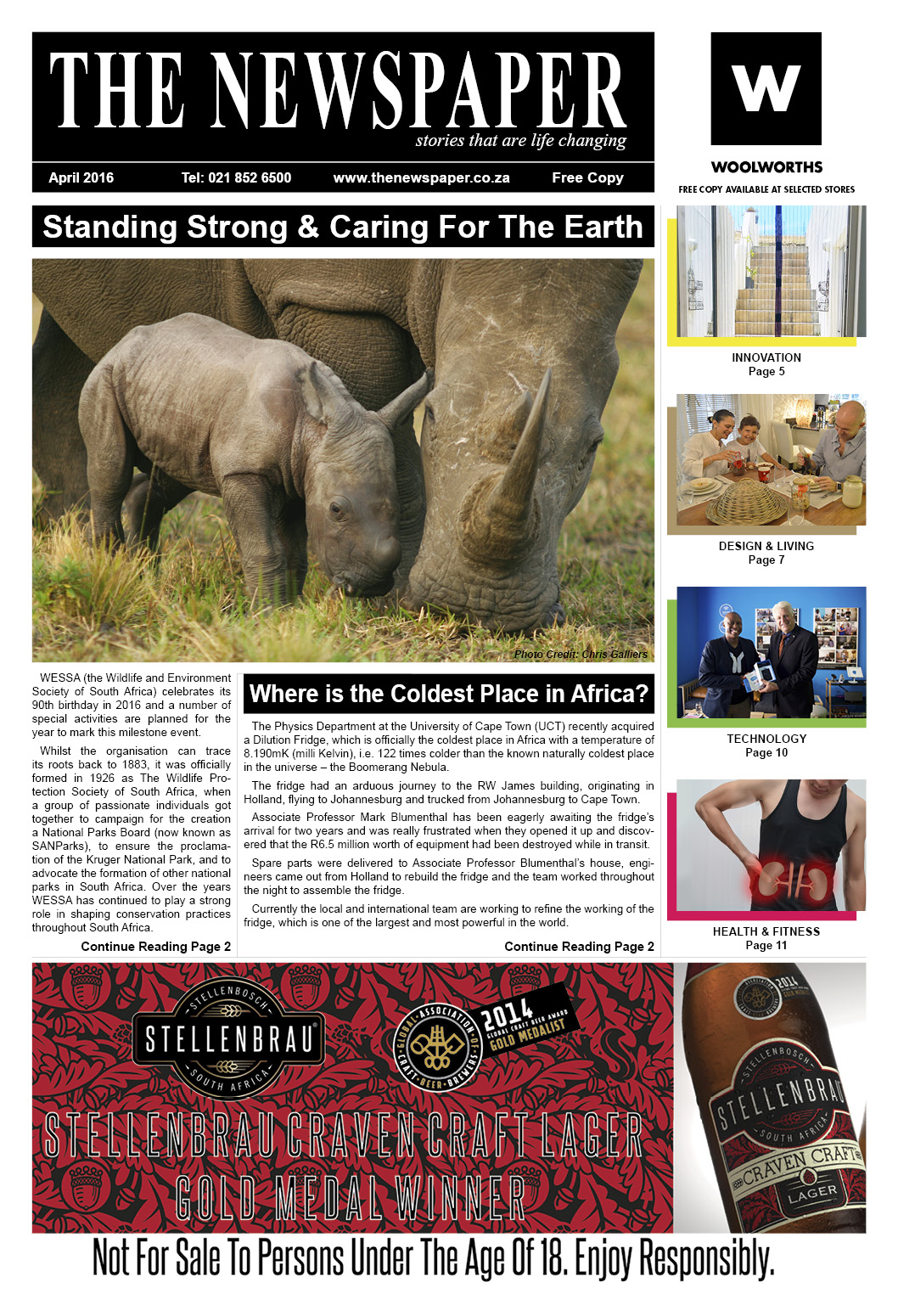 The Newspaper - 28th Edition