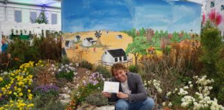 South Africa wins 36th Gold Medal at the Chelsea Flower Show