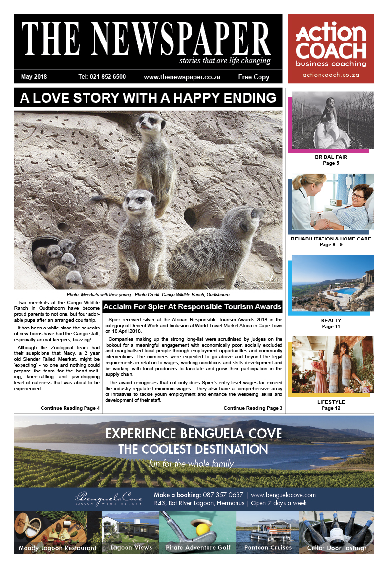 The Newspaper - 53rd Edition