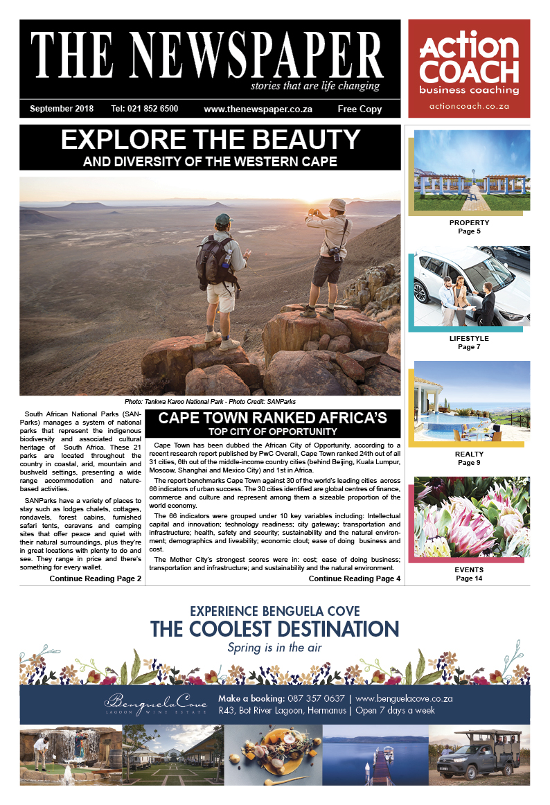 The Newspaper - 57th Edition