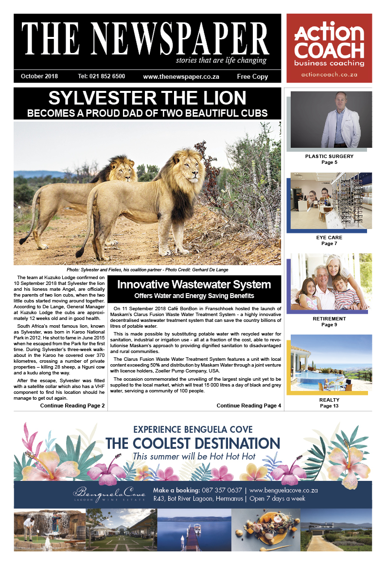 The Newspaper - 58th Edition
