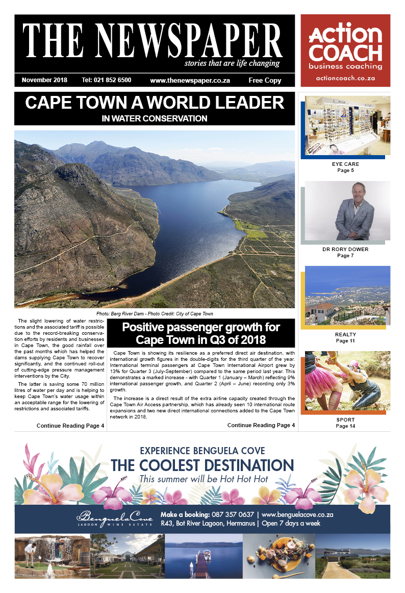 The Newspaper - 59th Edition
