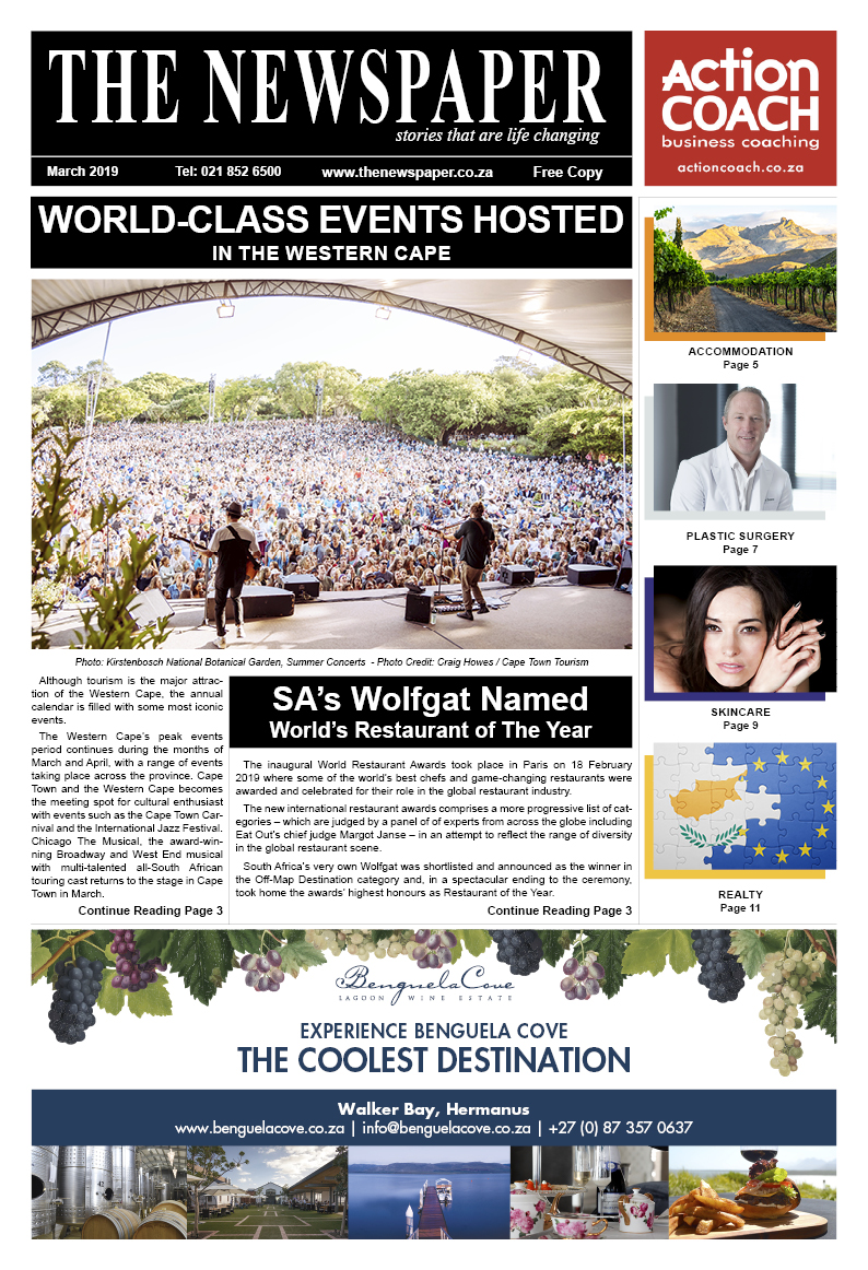 The Newspaper - 63rd Edition