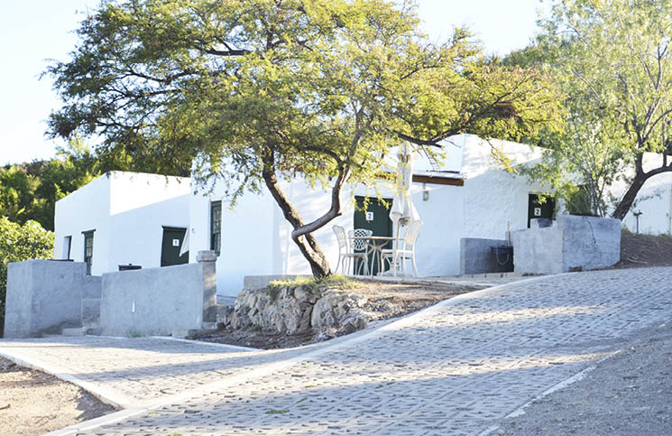 Warmwaterberg Spa and Mineral Hot Spring