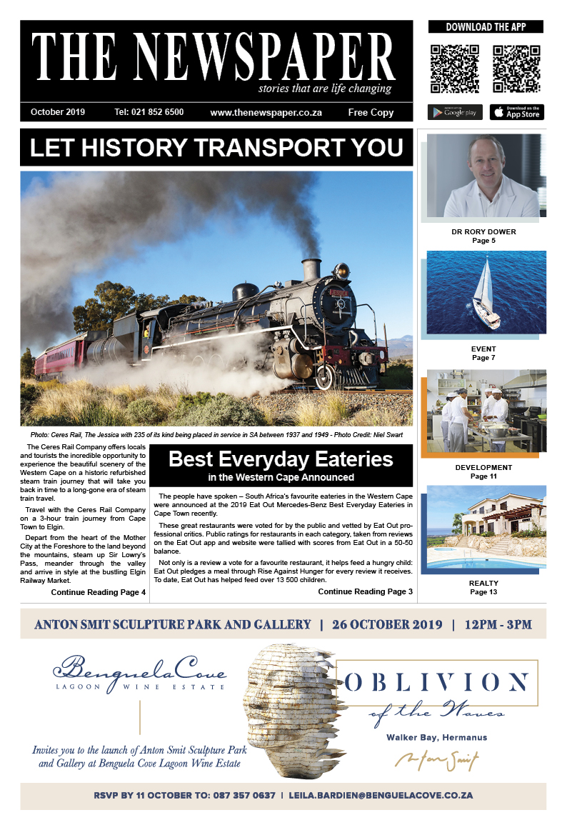 The Newspaper - 70th Edition