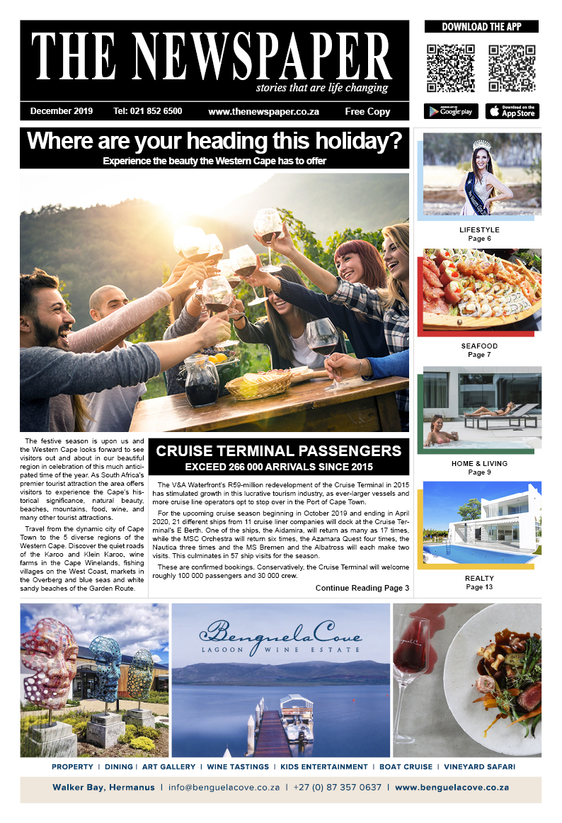 The Newspaper - 72nd Edition