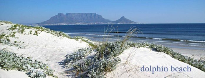 Cape Town's beautiful beaches & parks